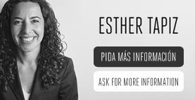 Pida mas informacion Esther tapiz